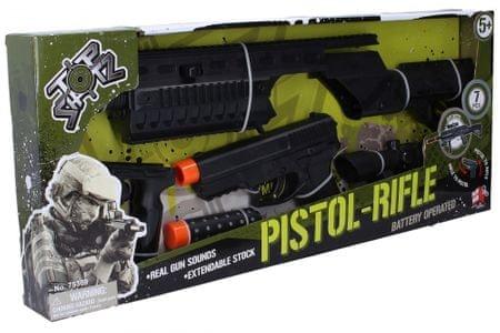 Wiky sklopivi pištolj i puška 2u1