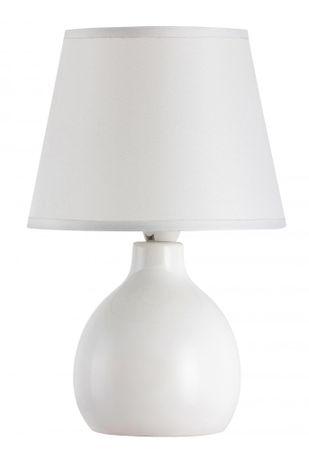 Rabalux Asztali lámpa Ingrid, krém