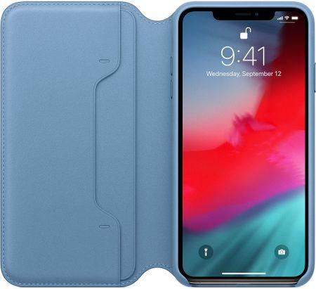 Apple kožené puzdro Folio na iPhone XS Max 9300d47593b