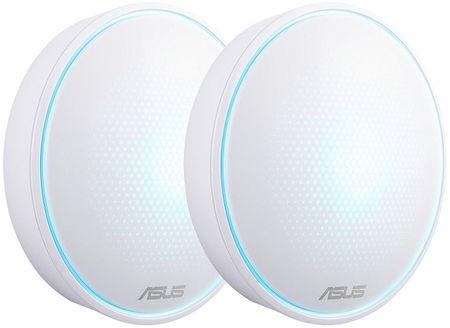 Asus Lyra (MAP-AC2200) WiFi Mesh, 2 ks (90IG04C0-BO0B30)