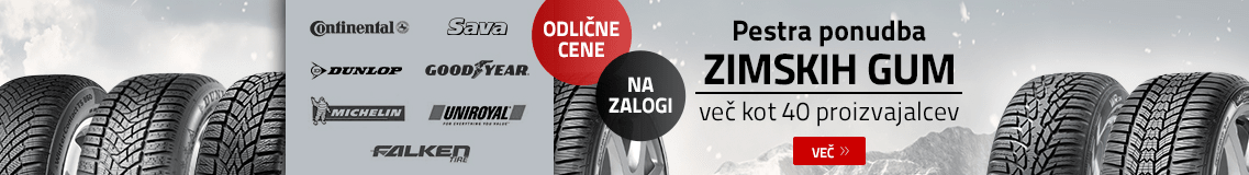 intPromo;Wide and big (middle center); SL Zimske gume banners