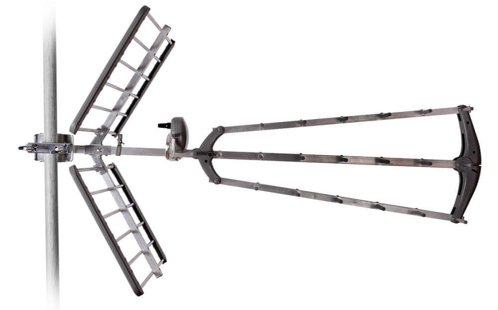 TESLA TE-345, venkovní anténa