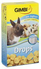 Gimborn Drops jogurtové pro hlodavce 100g