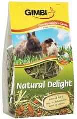 Gimborn Natural Delight Gimbi bylinky+mrkev 100g