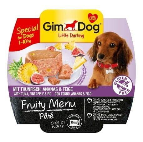 Gimborn Paštika Gimdog Fruity Pate tunak+ananas+fiky 100g