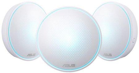 Asus Lyra (MAP-AC1300) WiFi Mesh, 3 ks (90IG04B0-BN0B10)