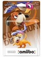 Figurka Amiibo Smash - Duck Hunt Duo (WIIU)