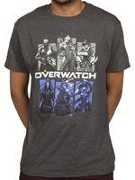 9227f8a79ff Tričko Overwatch  Bring Your Friends (amer. veľ. L eur. XL