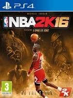 NBA 2K16 - Michael Jordan Edition (PS4)