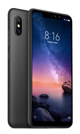 Xiaomi Redmi Note 6 Pro, 4GB/64GB, Global Version, Black