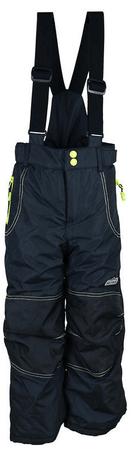 PIDILIDI smučarske hlače 98/104, črne