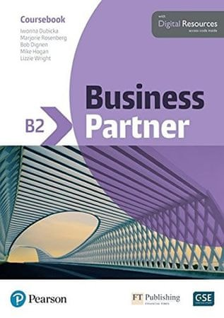 Dubicka Iwona: Business Partner B2 Coursebook and Basic MyEnglishLab Pack