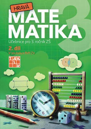 Hravá matematika 3 - Učebnice 2. díl