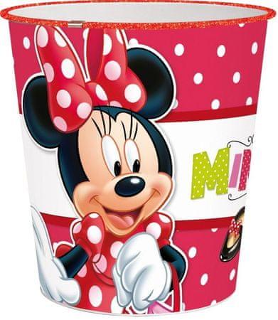Stor koš za smeti Minnie, 21 x 22,7 x 16,4 cm