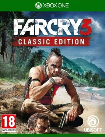 Ubisoft igra Far Cry 3 - Classic Edition (Xbox One)