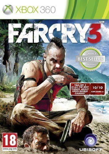 Ubisoft igra Far Cry 3 - Classics (Xbox 360)