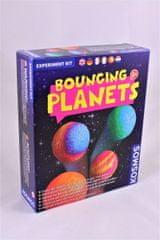 Kosmos znanstveni set planeti
