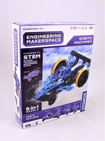 Kosmos inženirski set Kinetic Machines