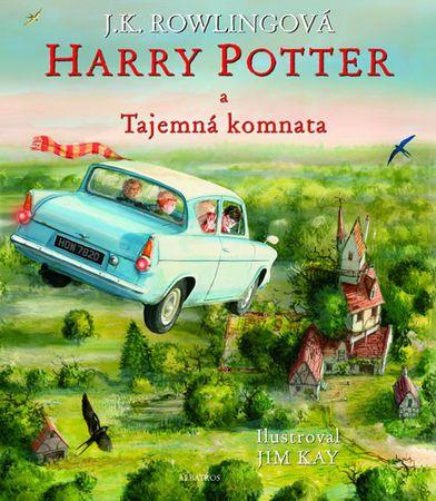 Rowlingová Joanne Kathleen: Harry Potter a Tajemná komnata (ilustrované vydání)