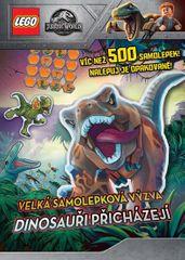 Dinosauři přicházejí - Velká samolepková výzva