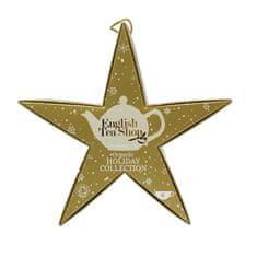 English Tea Shop Zlatá hvězda BIO 6 pyramidek