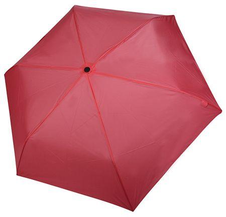 Doppler Dámsky skladací mechanický dáždnik Fiber Havanna Uni - paradise pink 7223632103