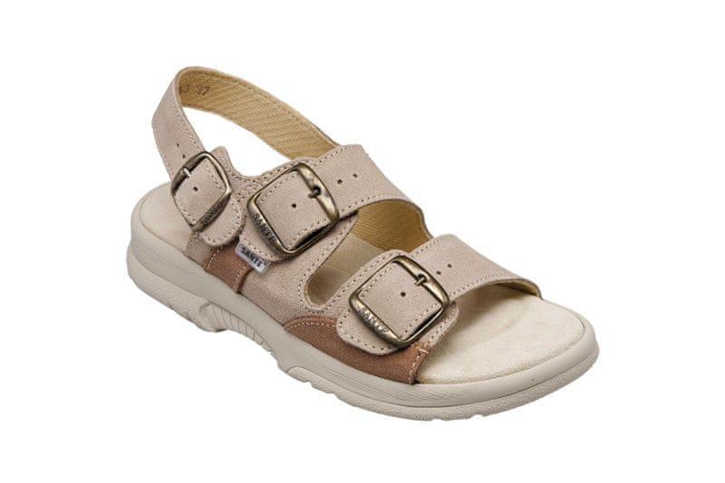 a40064a24abc SANTÉ Zdravotní obuv dámská N 517 43 28 47 SP béžová