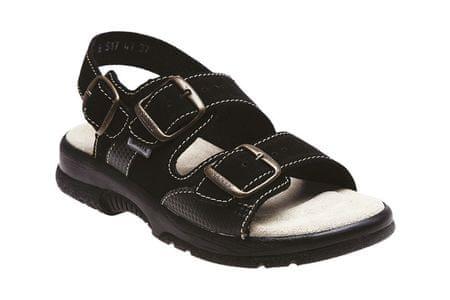 SANTÉ Zdravotná obuv pánska N / 517/45/68 / CP čierna (Veľkosť vel. 43)