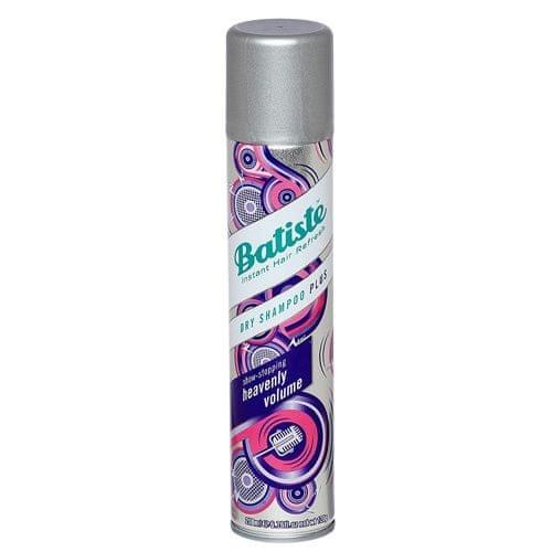 Batiste Suchý šampon pro maximální objem vlasů (Dry Shampoo Plus Heavenly Volume) 200 ml (Objem