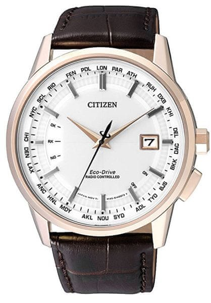 Citizen Eco-Drive Radio Controlled CB0153-21A