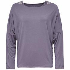 Calvin Klein Dámske tričko Top L/S QS5477E-ID7 Interlude