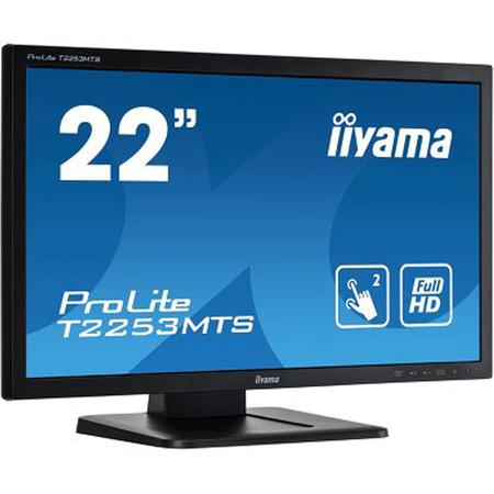 "iiyama monitor ProLite T2253MTS-B1, 54,7 cm (21.5"")"