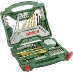 Bosch 70-delni komplet svedrov in vijačnih nastavkov X-Line Titanium (2607019329)