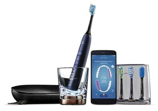 Philips Sonicare DiamondClean Smart sonična električna zobna ščetka z aplikacijo (HX9954/57)