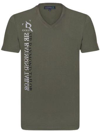 Sir Raymond Tailor moška majica Hogans, S, zelena