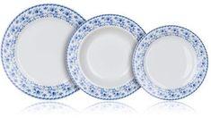 Banquet Sada tanierov BLUEBELL, 18 ks