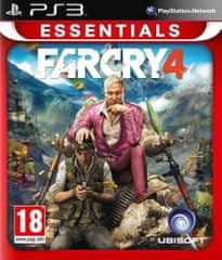 Ubisoft igra Far Cry 4 - Essentials (PS3)