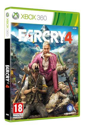 Ubisoft igra Far Cry 4 - Classics (Xbox 360)