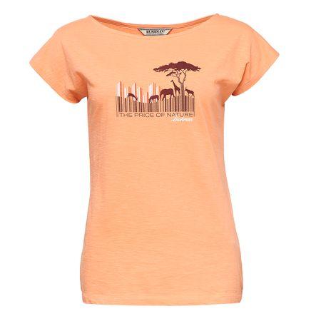 Bushman Tričko FREDONIA, oranžová, XXXL
