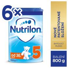 Nutrilon 5 - 6 x 800g