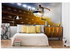 Dimex Fototapeta MP-2-0306 panoráma - Futbalový hráč 375 x 150 cm