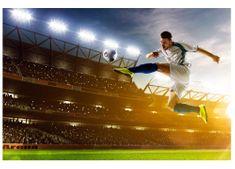 Dimex Fototapeta MS-5-0306 Futbalový hráč 375 x 250 cm