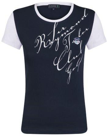 Sir Raymond Tailor T-shirt damski Loft, XL, ciemnoniebieski
