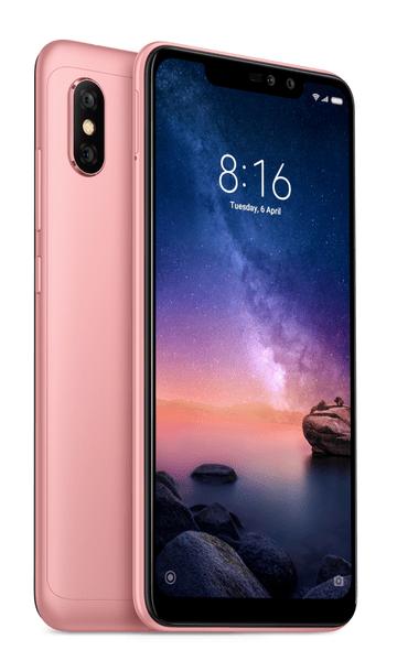 Xiaomi Redmi Note 6 Pro, 3GB/32GB, Global Version, Rose Gold