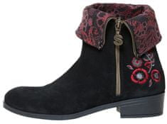 Desigual Ženske čizme Neoboho Foulard