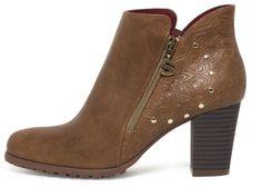Desigual buty za kostkę damskie Frida Winter Valkiria