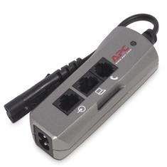 APC prenapetnostna zaščita za prenosnik Surge Protector PNOTEPROC8-EC 2pin