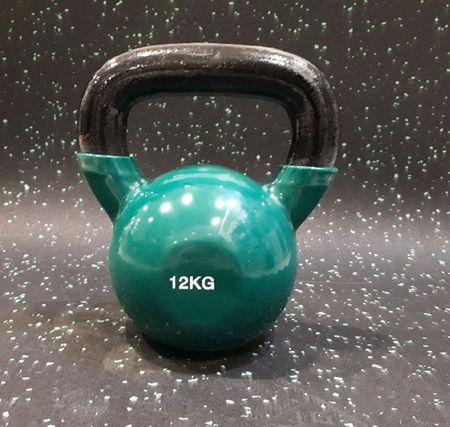 Ruilin Ketttlebell vinil utež 12 kg