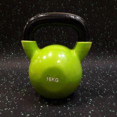 Ruilin Ketttlebell vinil utež 16 kg