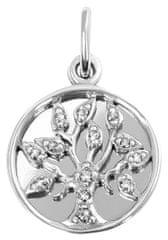 Brilio Silver Ezüst medál életfa 446 001 00 381 04 - világos - 1,85 g ezüst 925/1000